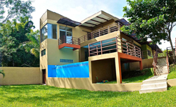 Modern Contemporary Home for sale with Private Pool and Forest Views